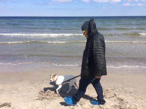 Der Hund und ich