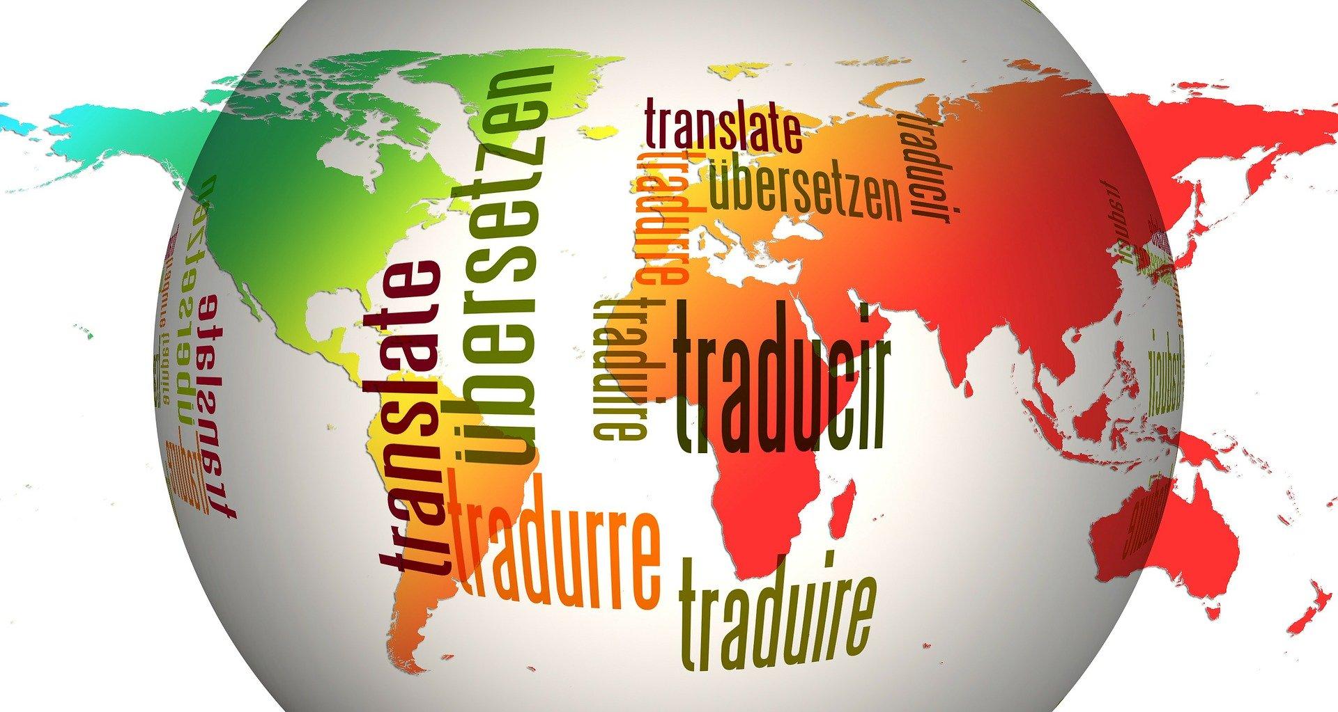 Übersetzungen Symbolbild